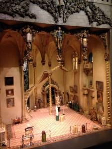 fairy-castle staircase